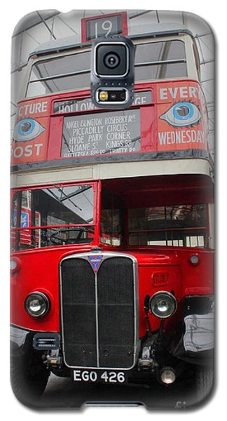 1937 Aec Regent I Bus Stl2377 Galaxy S5 Case