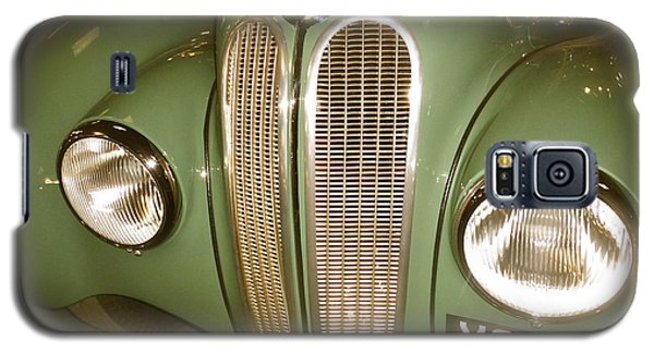 Galaxy S5 Case featuring the photograph 1937 Bmw 328 Front Detail by John Colley