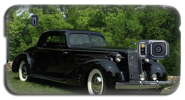 1937 Cadillac V16 Fleetwood Stationary Coupe Galaxy S5 Case