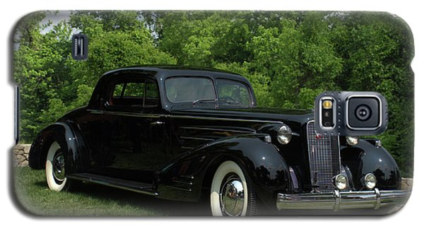 1937 Cadillac V16 Fleetwood Stationary Coupe Galaxy S5 Case