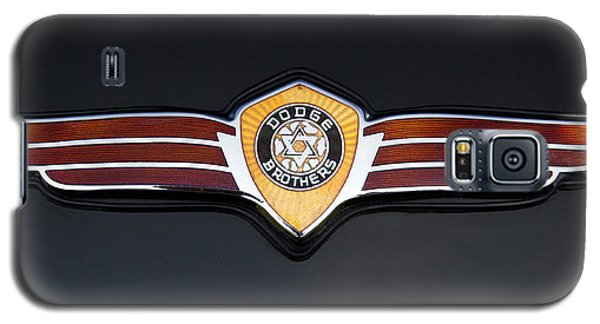 1937 Dodge Brothers Emblem Galaxy S5 Case