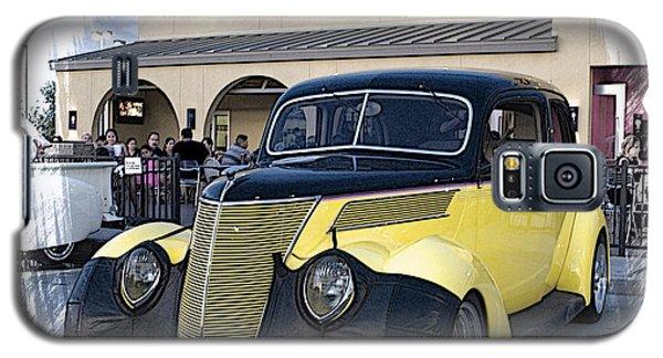 1937 Ford Deluxe Sedan_a2 Galaxy S5 Case