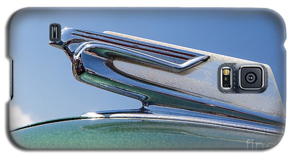 1940 Chevrolet Hood Ornament Galaxy S5 Case