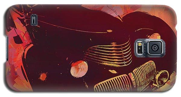 1940 Hupp Skylark Red Pop Galaxy S5 Case