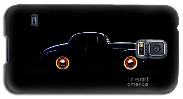 1940 Studebaker Business Coupe Galaxy S5 Case by Baggieoldboy