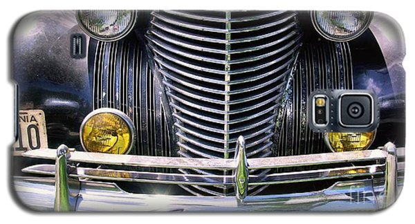 1940s Caddie Full Frontal Oh La La Galaxy S5 Case by John S