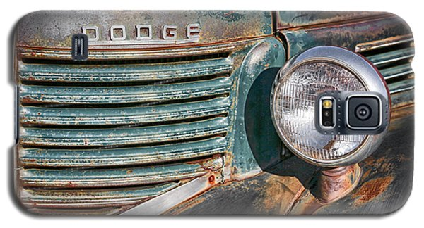 1940s Dodge Truck Front Grill And Headlight Galaxy S5 Case