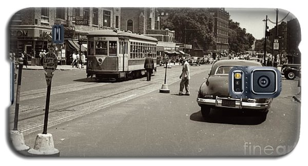 1940's Inwood Trolley Galaxy S5 Case by Cole Thompson