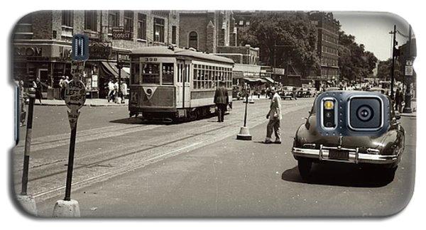 1940's Inwood Trolley Galaxy S5 Case