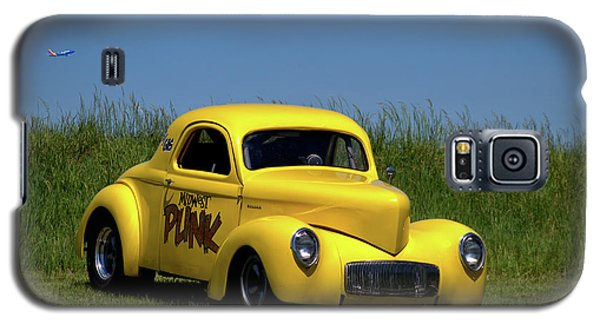 1941 Willys Coupe Galaxy S5 Case