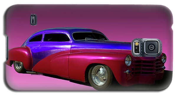 Galaxy S5 Case featuring the photograph 1947 Cadillac Radical Custom by Tim McCullough