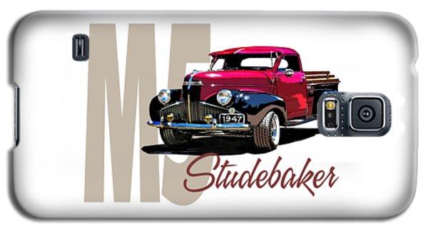 1947 M5 Studebaker Pickup Galaxy S5 Case
