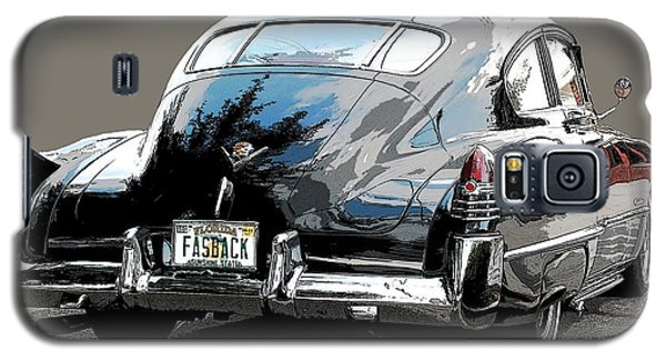 1948 Fastback Cadillac Galaxy S5 Case by Robert Meanor