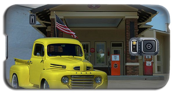 1948 Ford F1 Pickup Truck Galaxy S5 Case