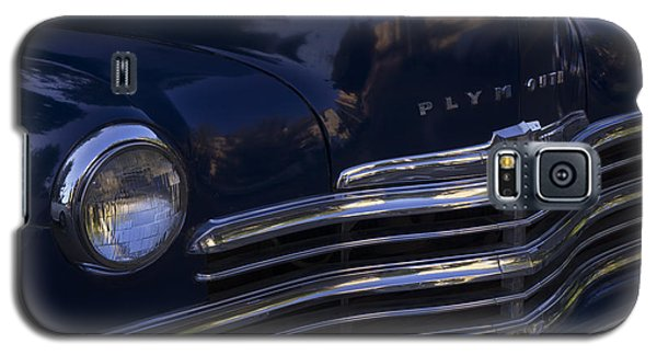 1949 Plymouth Deluxe  Galaxy S5 Case by Cathy Anderson