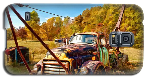 1950 Gmc Truck Galaxy S5 Case
