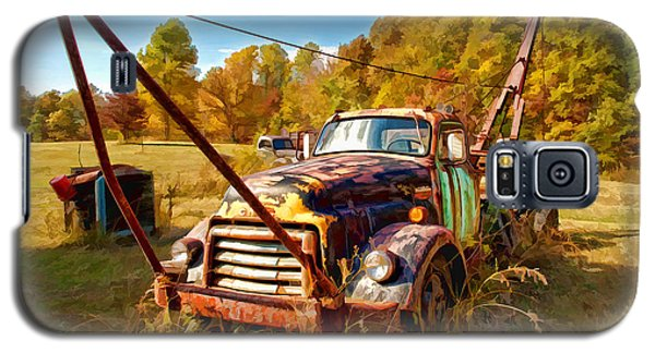 1950 Gmc Truck Galaxy S5 Case