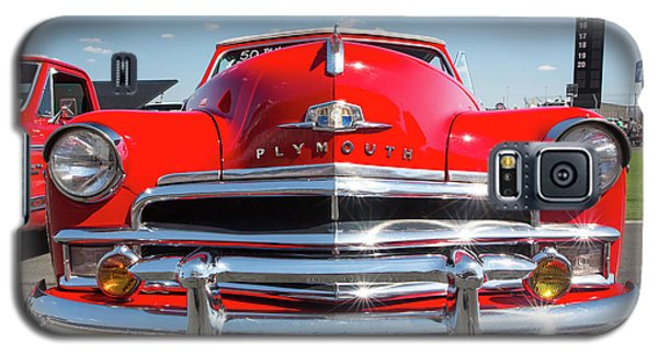 1950 Plymouth Automobile Galaxy S5 Case