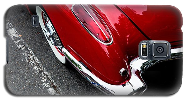 Galaxy S5 Case featuring the photograph 1959 Corvette by M G Whittingham