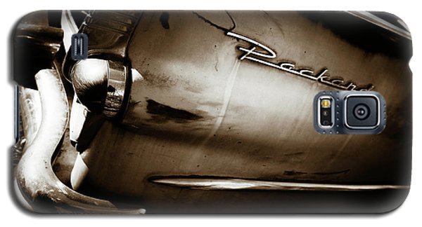 Galaxy S5 Case featuring the photograph 1950s Packard Tail by Marilyn Hunt