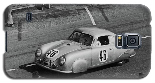 1951 Porsche Winning At Le Mans  Galaxy S5 Case