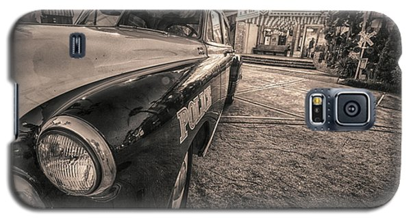 1952 Chevy Black And White Galaxy S5 Case