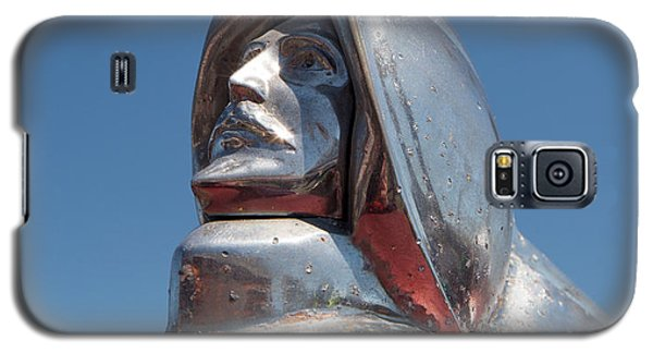 1952 Desoto Hood Ornament Galaxy S5 Case