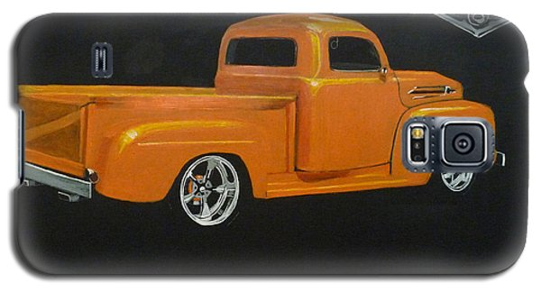1952 Ford Pickup Custom Galaxy S5 Case