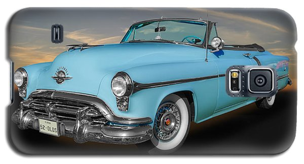 1952 Oldsmobile 98 Convertible Galaxy S5 Case by Frank J Benz