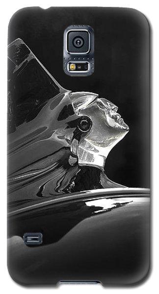1952 Pontiac Catalina Chieftan Lighted Hood Ornament 3 Galaxy S5 Case