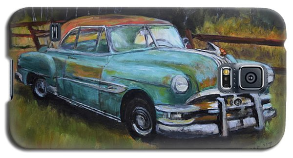 1952 Pontiac Chieftain  Galaxy S5 Case by Sandra Nardone