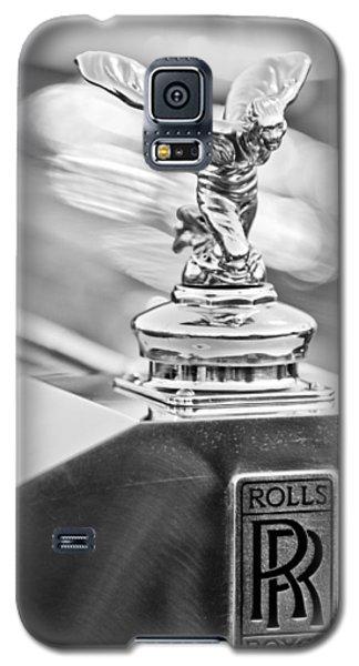 1952 Rolls-royce Silver Wraith Hood Ornament 2 Galaxy S5 Case