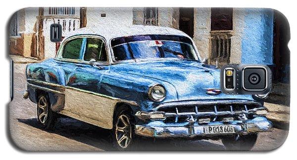 1954 Chevy Cuba Galaxy S5 Case
