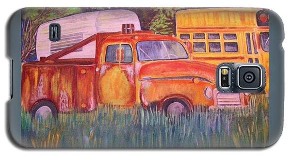 1954 Gmc Wrecker Truck Galaxy S5 Case