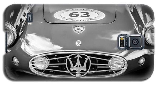 1954 Maserati A6 Gcs -0255bw Galaxy S5 Case