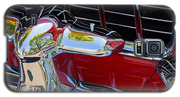 1955 Chevy Coupe Grill Galaxy S5 Case