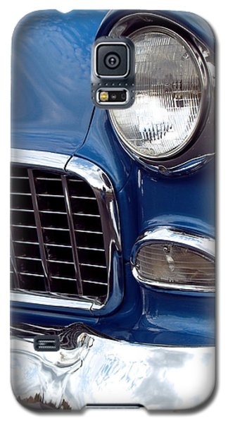 Car Galaxy S5 Case - 1955 Chevy Front End by Anna Lisa Yoder