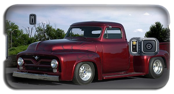 1955 Ford Pickup Galaxy S5 Case