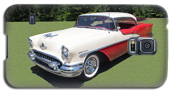 1955 Oldsmobile Super 88 Holiday Galaxy S5 Case