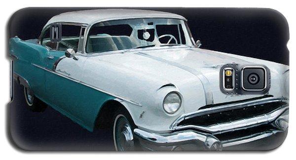 1956 Pontiac Star Chief Digital Oil Galaxy S5 Case