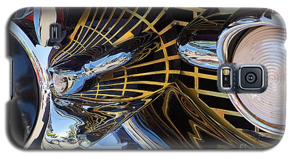 1957 Chevy Bel Air Grill Abstract 1 Galaxy S5 Case