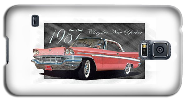 1957 Chrysler New Yorker Galaxy S5 Case