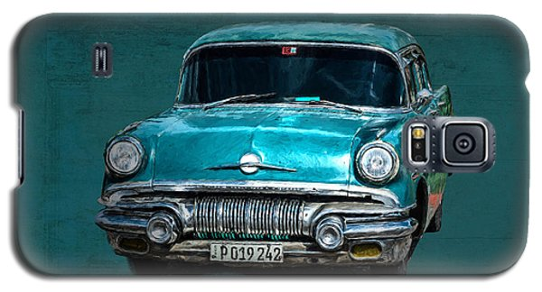 1957 Pontiac Bonneville Galaxy S5 Case