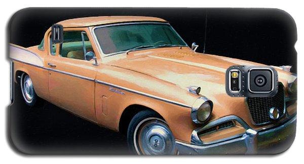 1957 Studebaker Golden Hawk Digital Oil Galaxy S5 Case