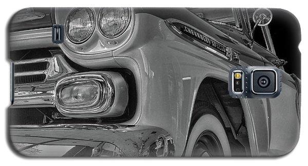 1959 Chevrolet Apache - Bw Galaxy S5 Case