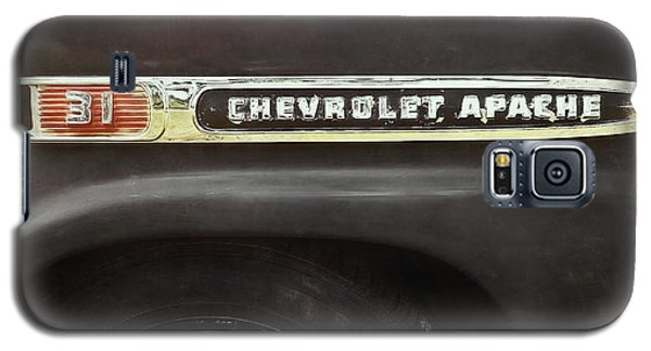 Truck Galaxy S5 Case - 1959 Chevy Apache by Scott Norris