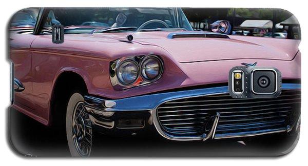 1959 Ford Thunderbird Convertible Galaxy S5 Case by Joann Copeland-Paul
