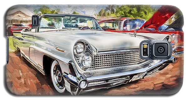 1959 Lincoln Continental Town Car Mk Iv Painted Galaxy S5 Case