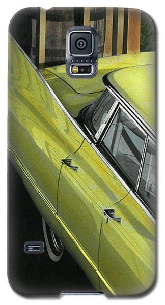 1960 Cadillac Galaxy S5 Case by Jim Mathis