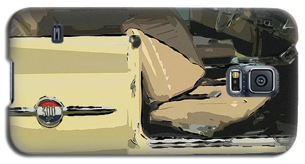 Galaxy S5 Case featuring the photograph 1960 Chrysler 300-f  Muscle Car by David Zanzinger